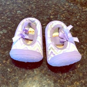 Other - Baby girl toddler walking shoes grips
